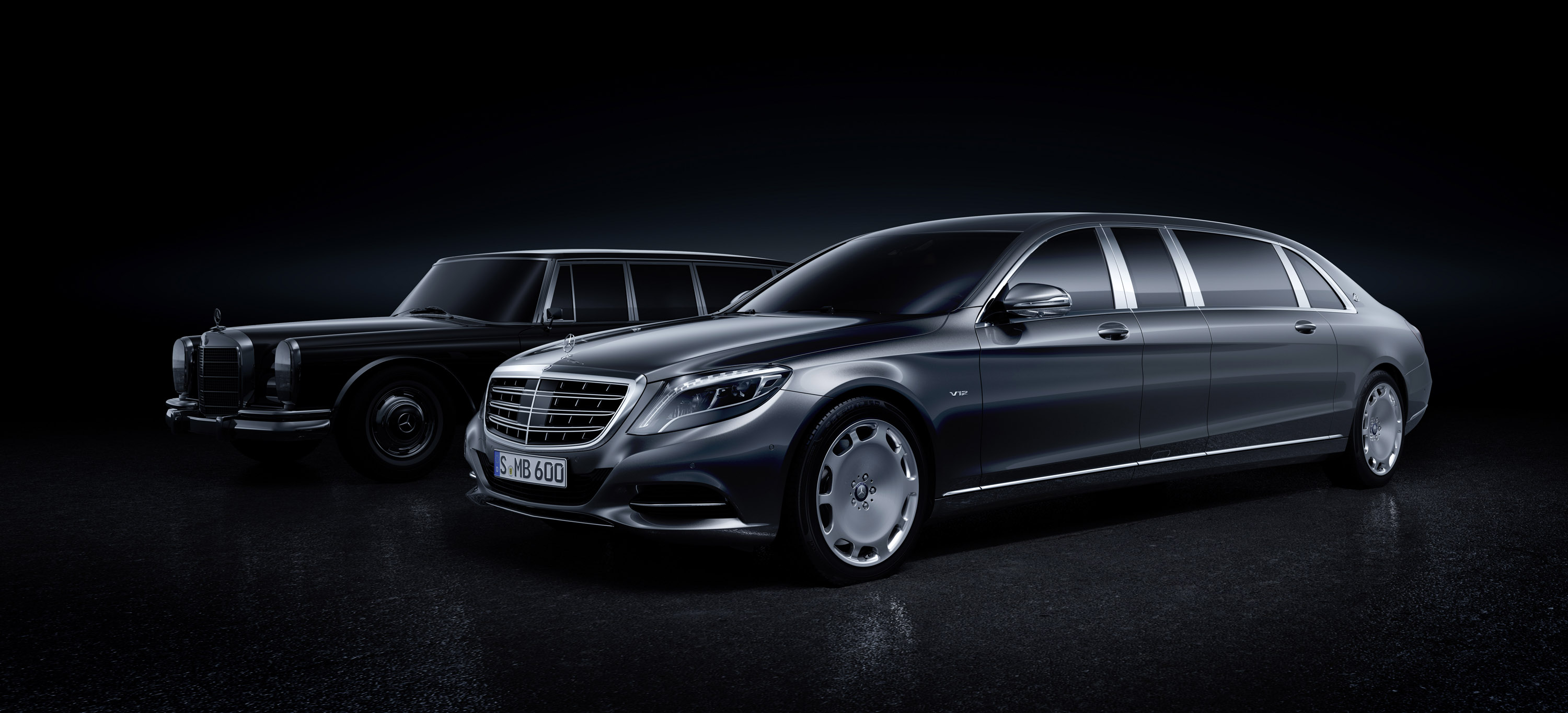 2016 mercedes benz s600 pullman maybach hd pictures for Mercedes benz s600 2015