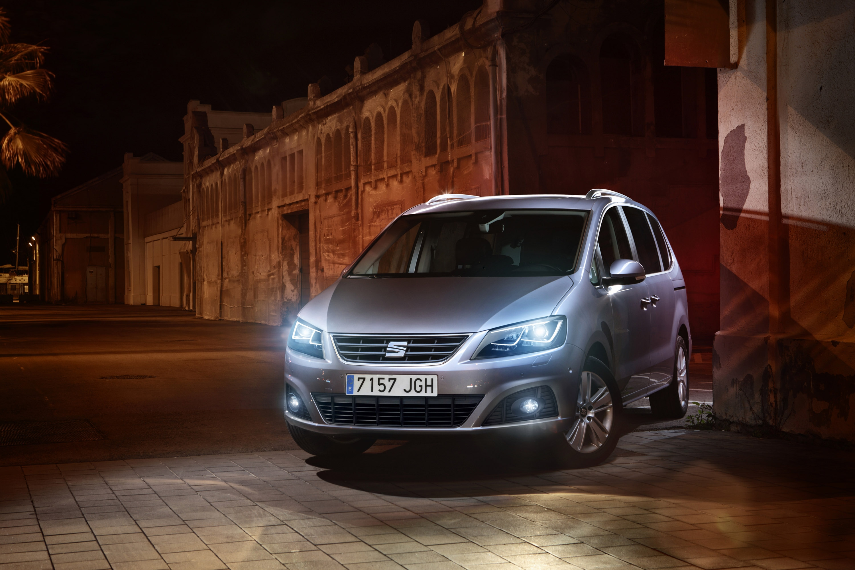 2016 Seat Alhambra thumbnail photo 92687