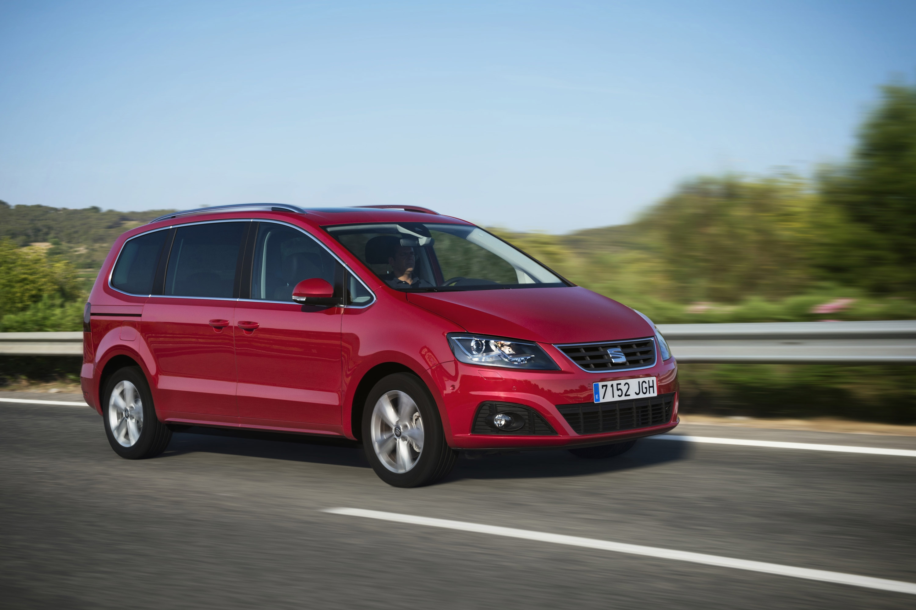 2016 Seat Alhambra thumbnail photo 92689