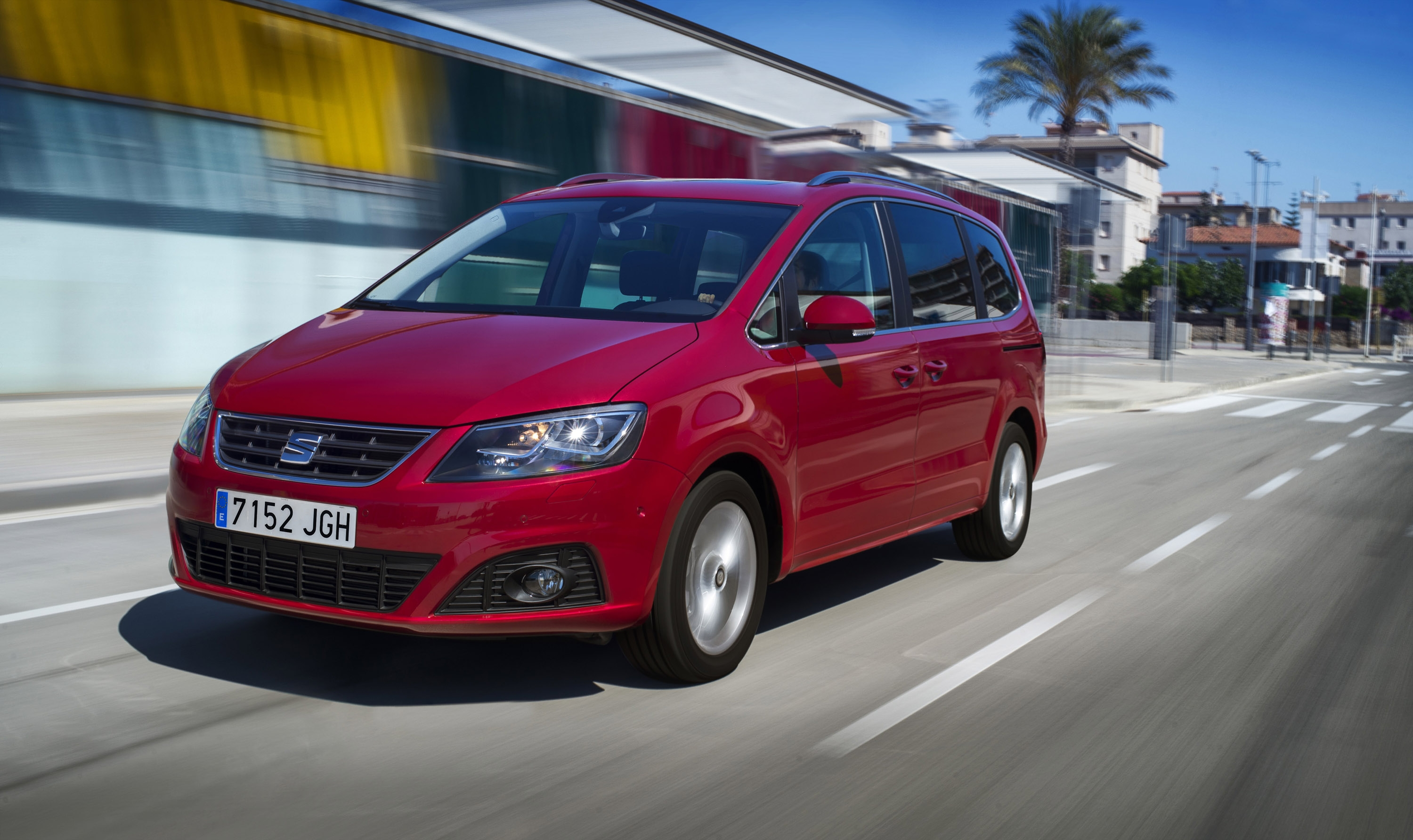 2016 Seat Alhambra thumbnail photo 92690