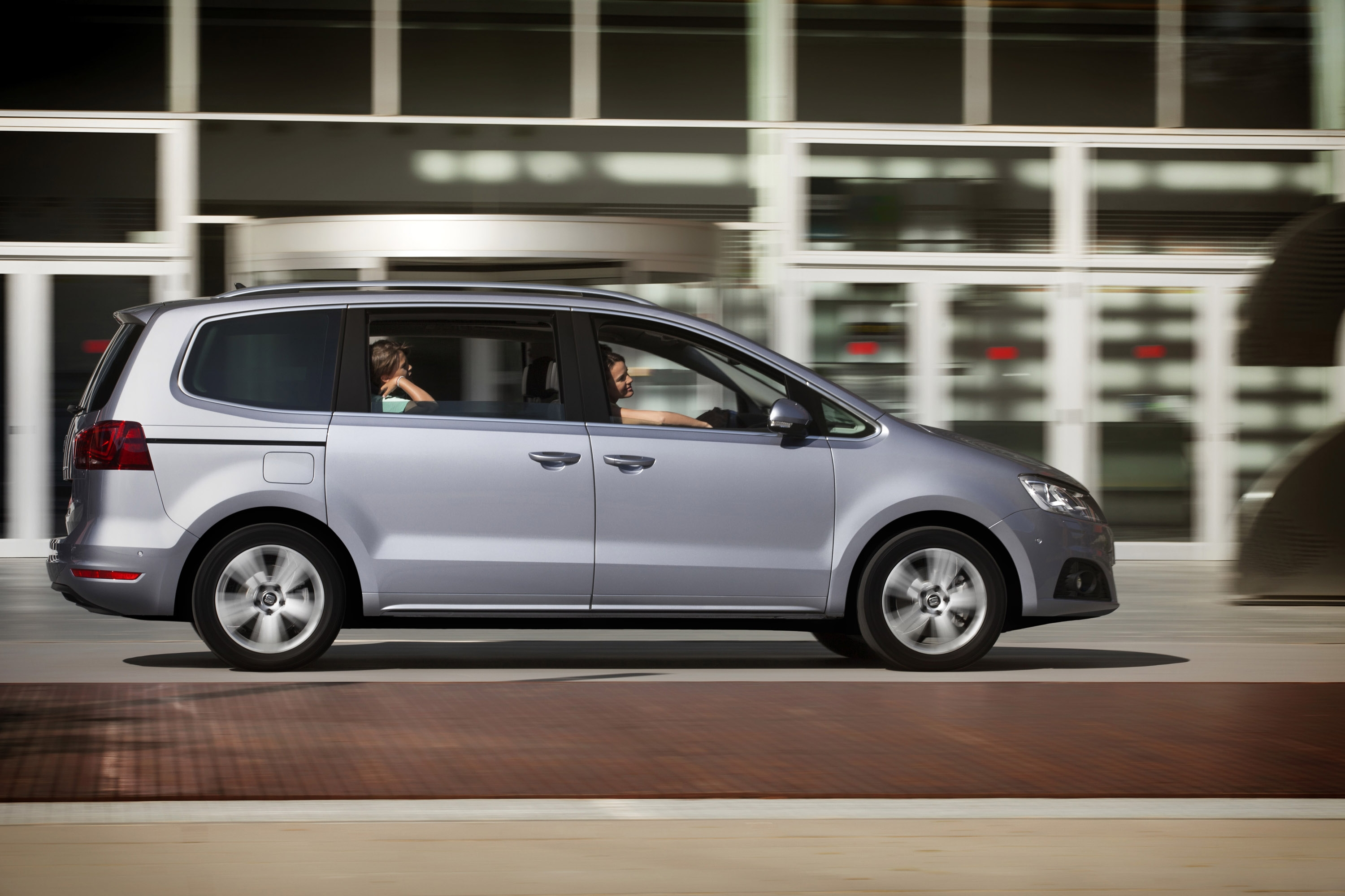 2016 Seat Alhambra thumbnail photo 92692