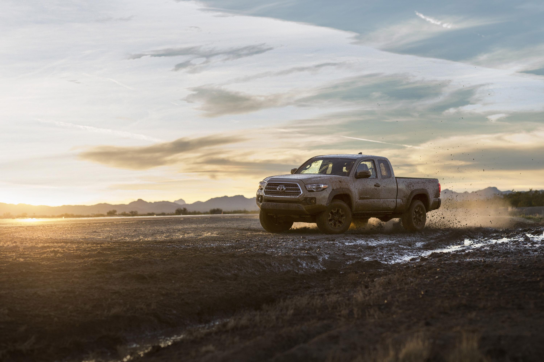 2016 Toyota Tacoma TRD