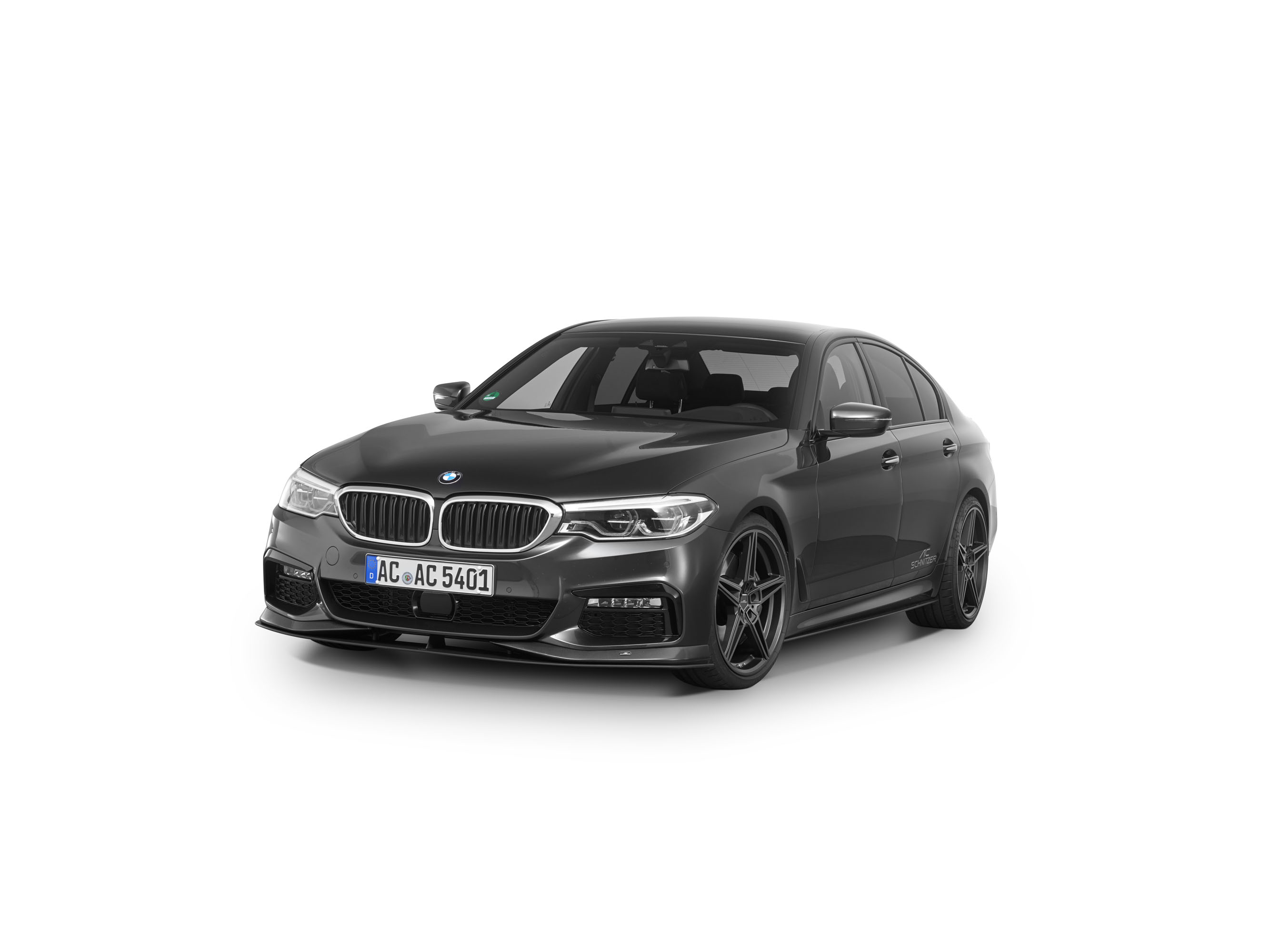 BMW 5 series G30 and G31 photo #1