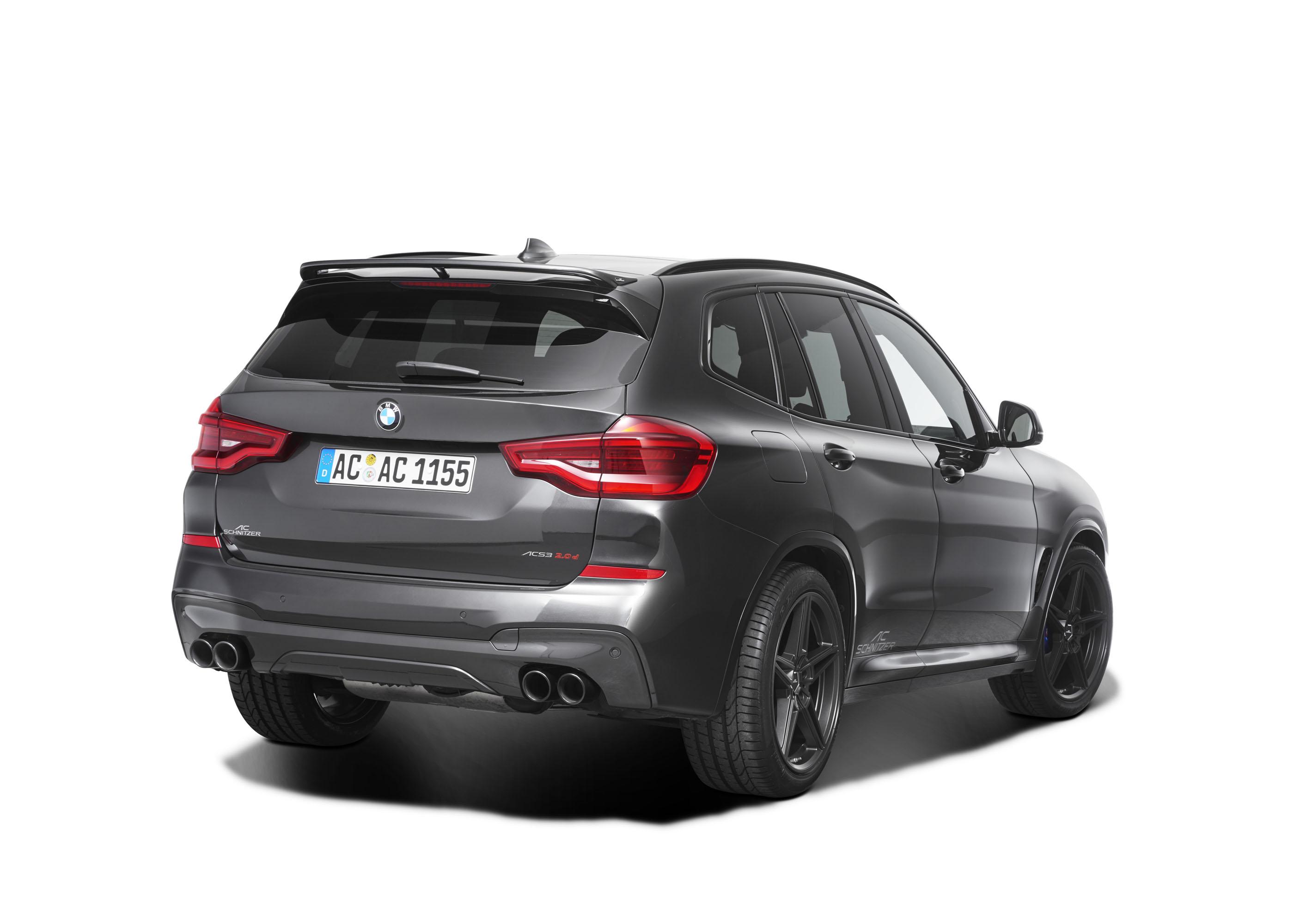 BMW X3 G01 photo #3