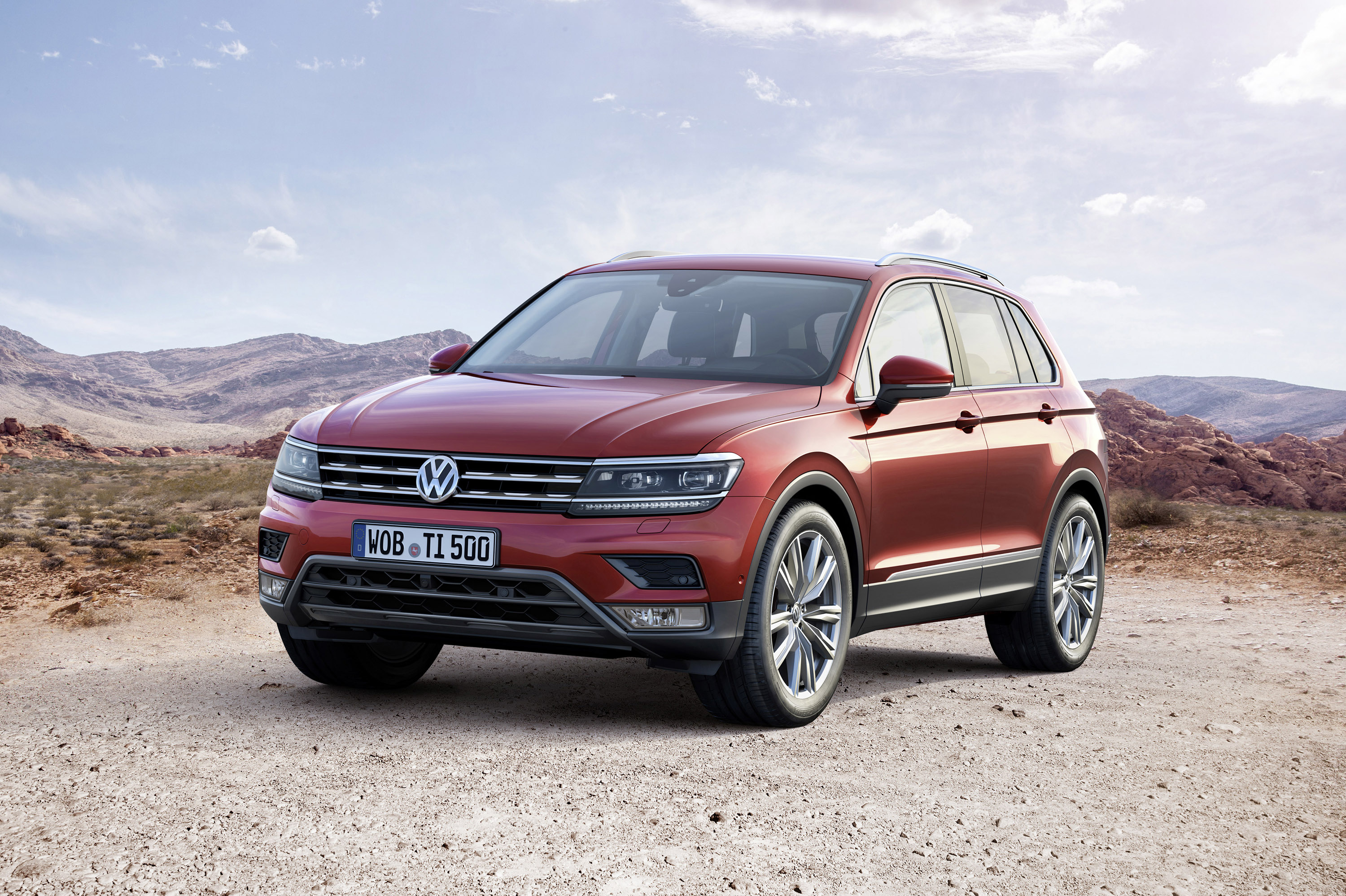 Volkswagen Tiguan photo #1
