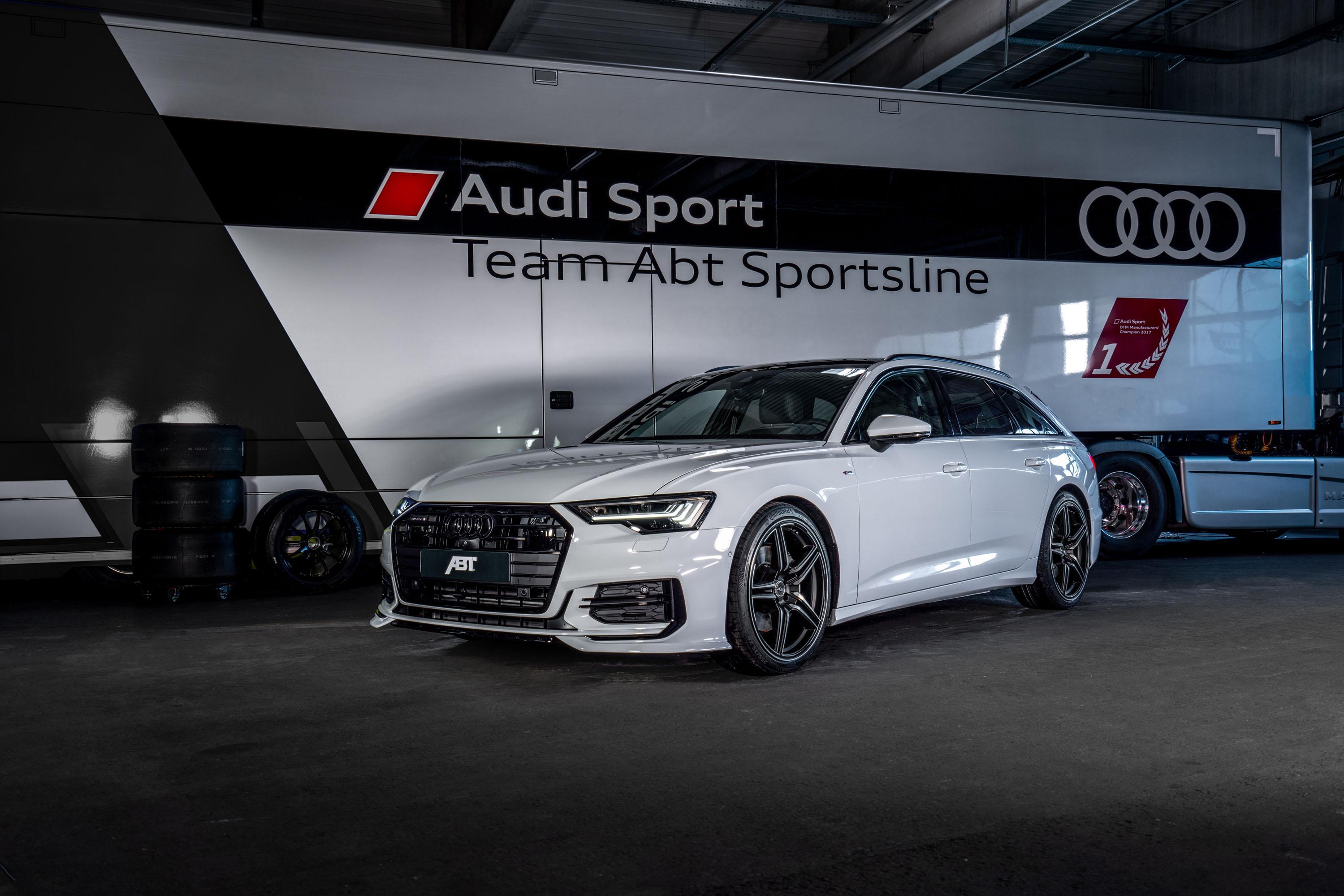 ABT Audi A6 photo #1