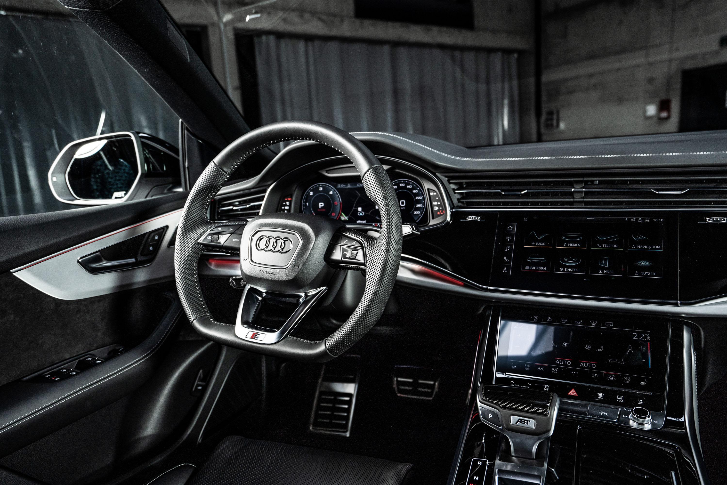 ABT Audi Q8 50 TDI photo #8