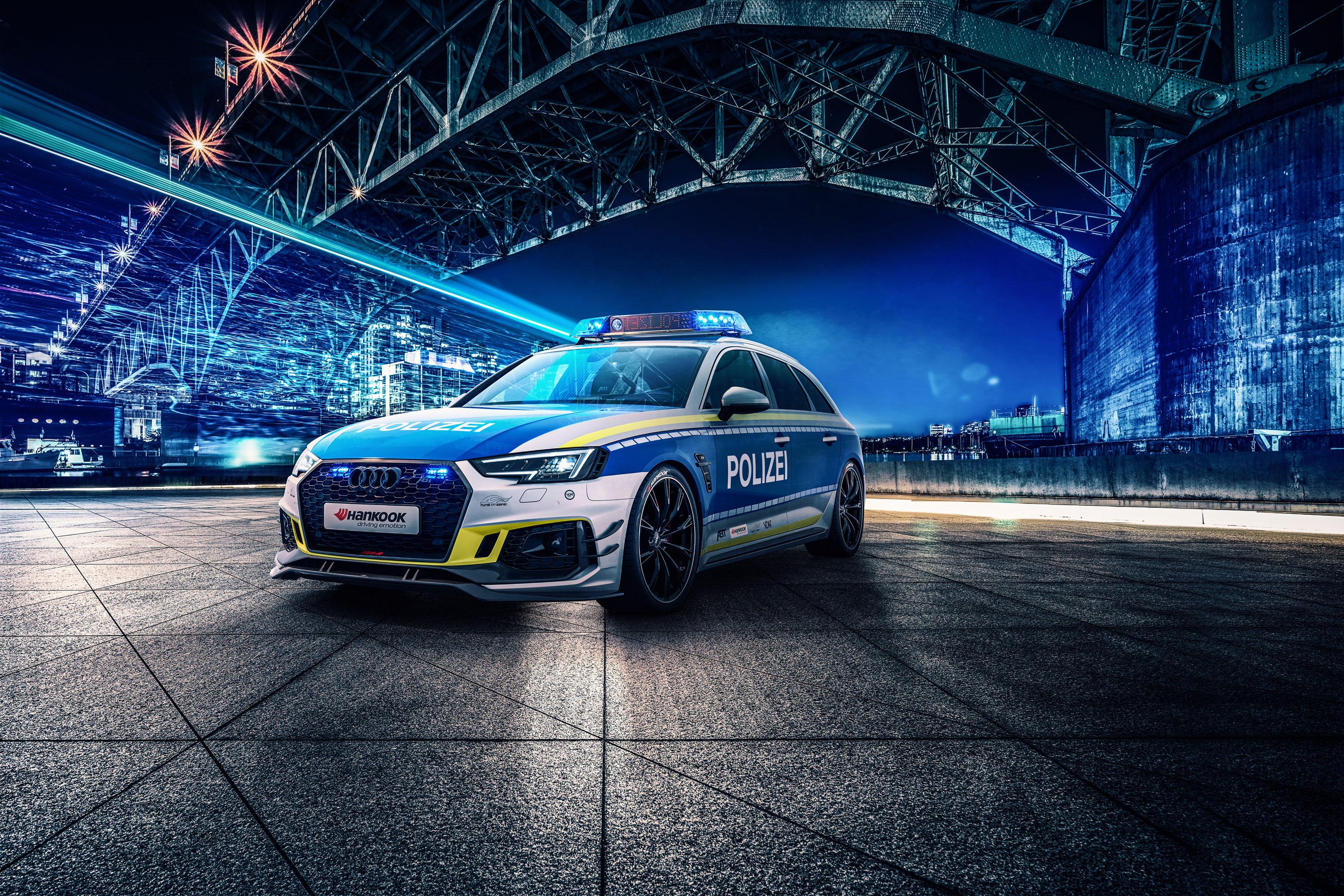 ABT Audi RS4-R TUNE IT! SAFE! photo #1