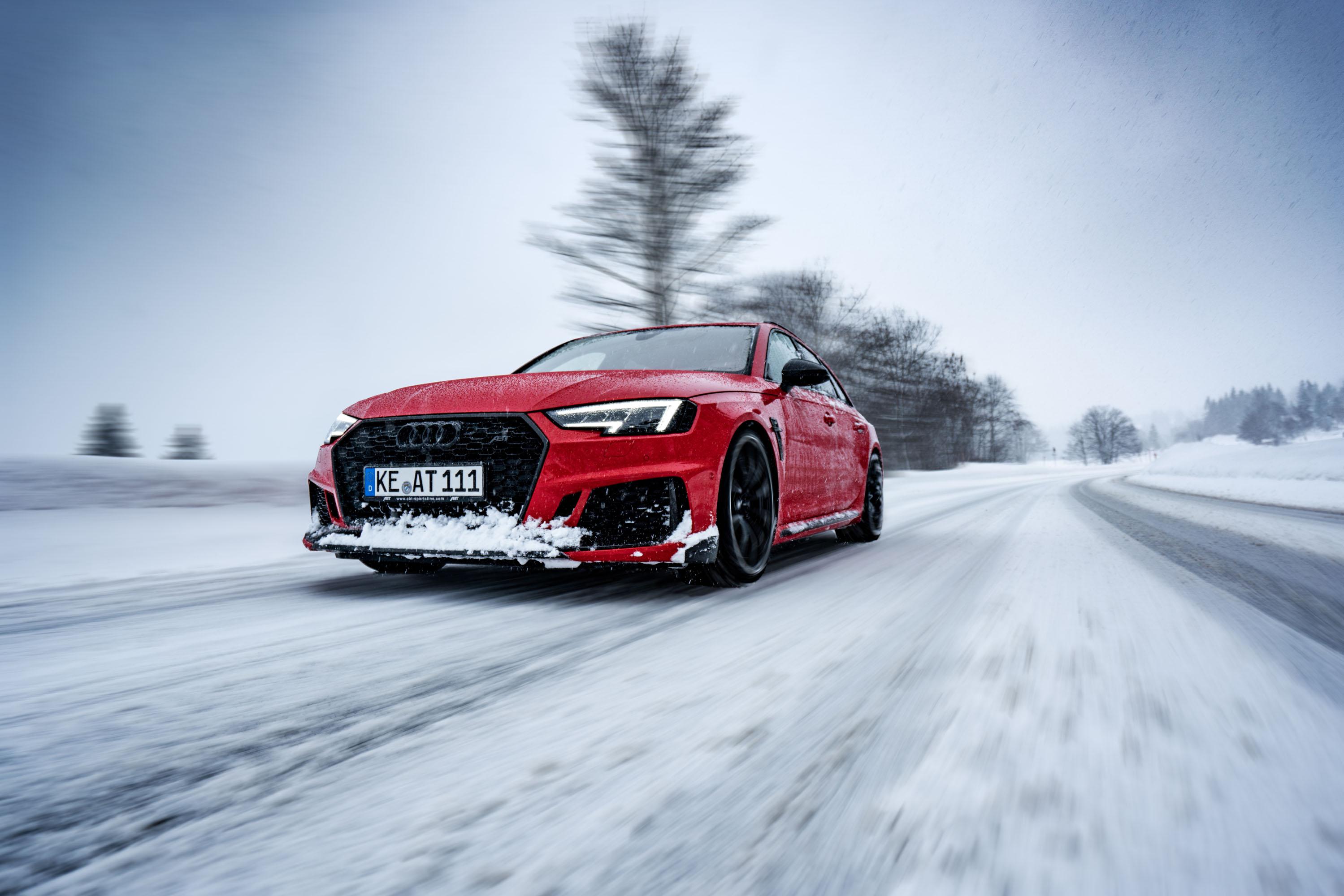 ABT Audi RS4+ photo #1