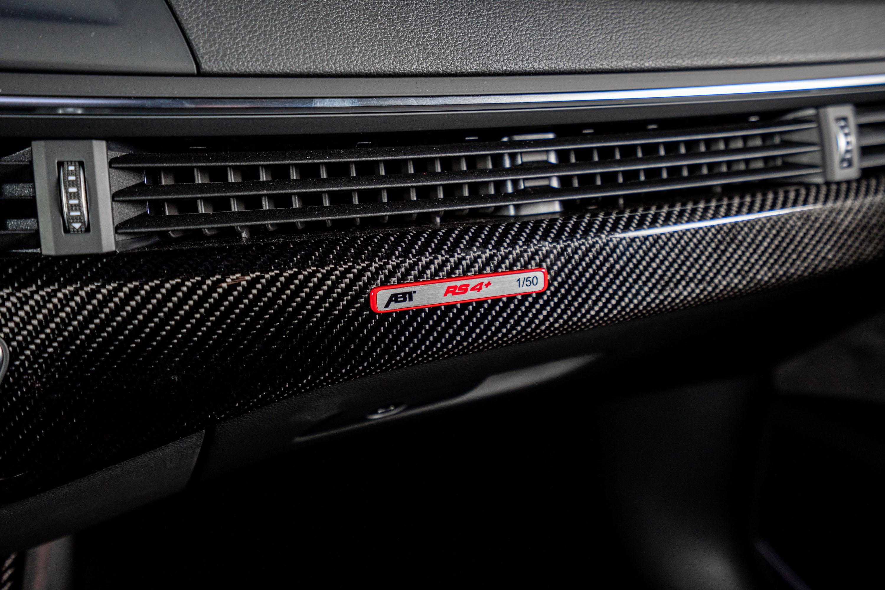 ABT Audi RS4+ photo #17