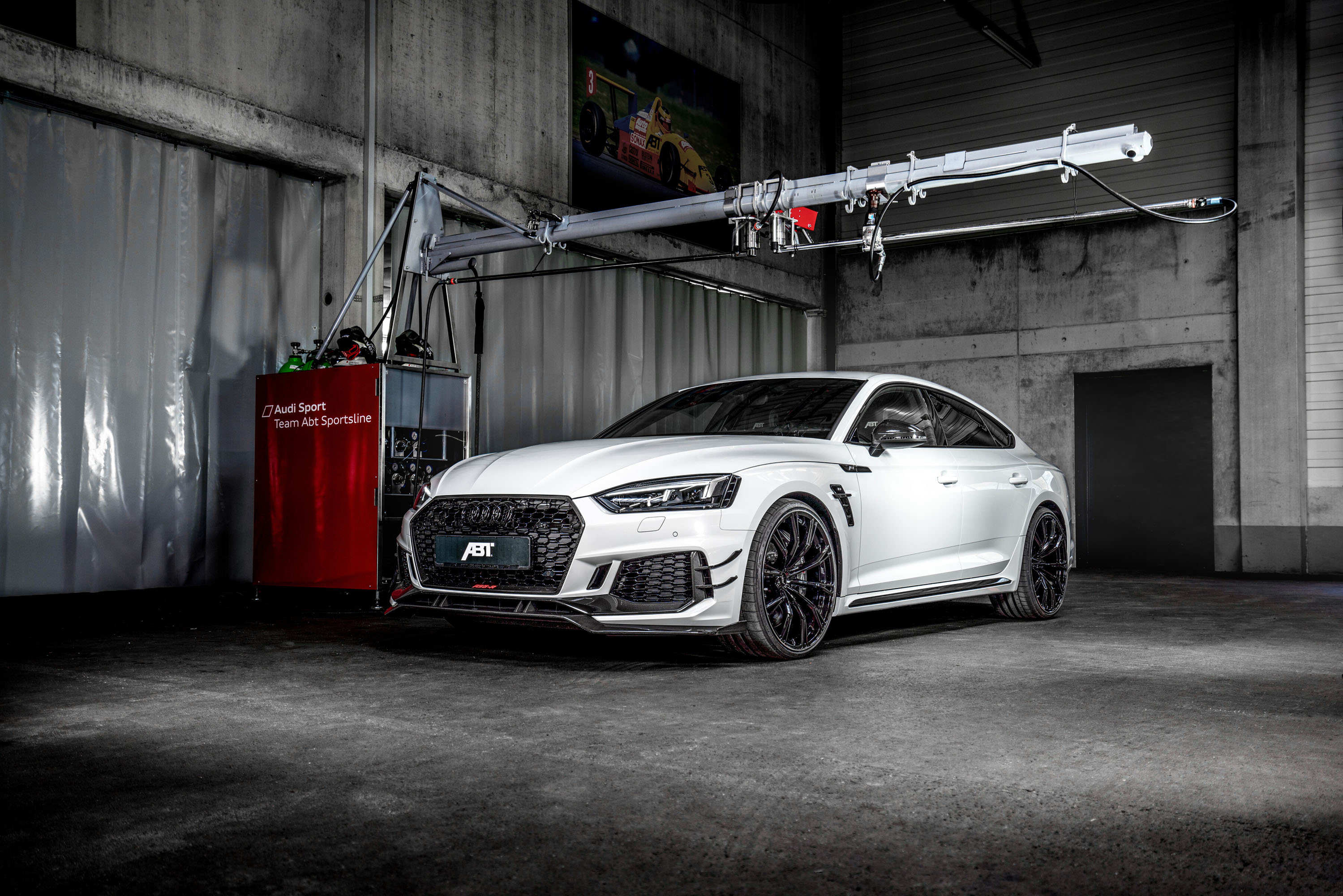 ABT Audi RS5-R Sportback photo #1