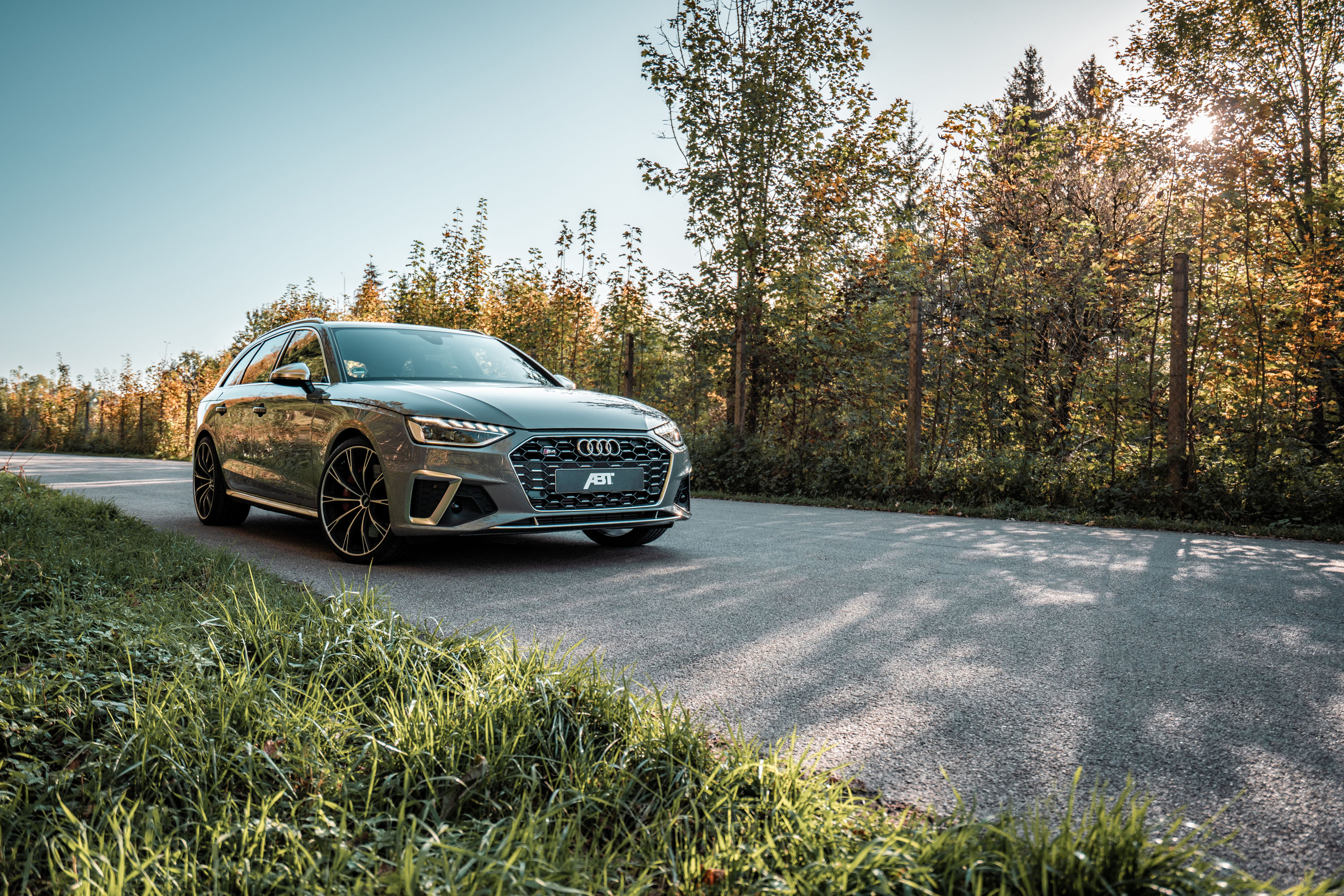 ABT Audi S4 Facelift photo #1