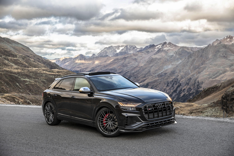 ABT Audi SQ8 photo #1
