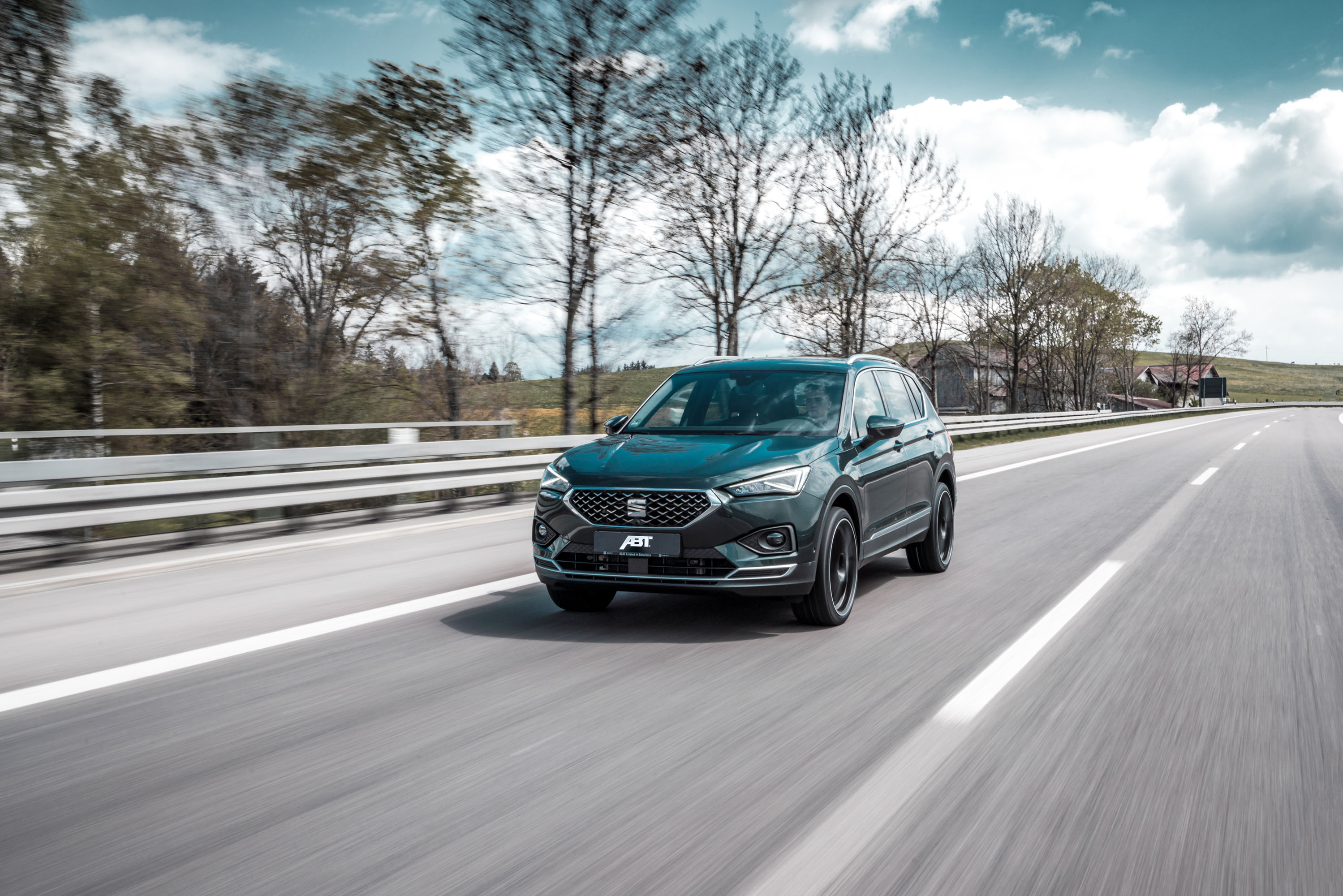 ABT Seat Tarraco photo #1