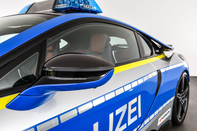 BMW i8 Police photo #21