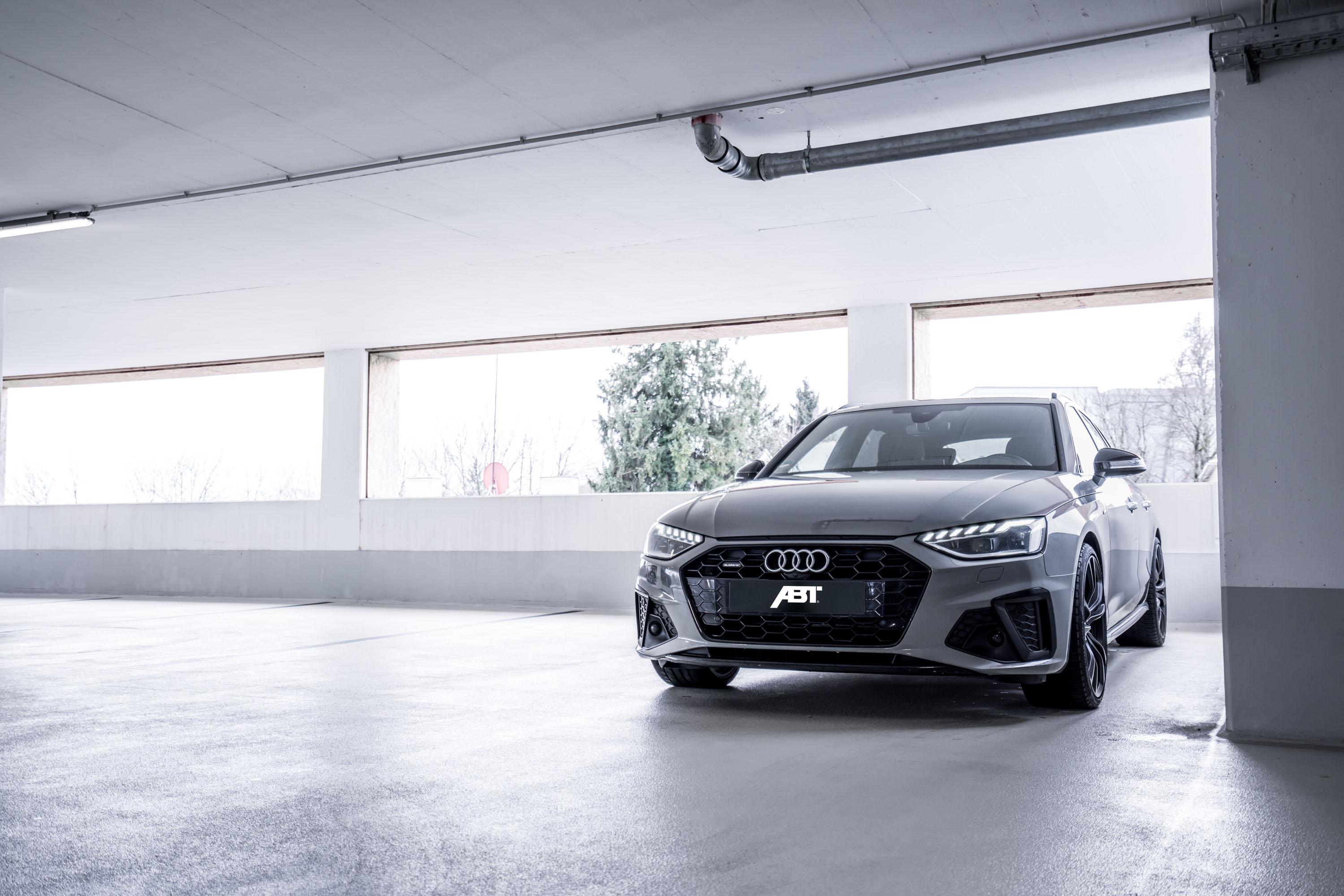 ABT Audi A4 photo #1