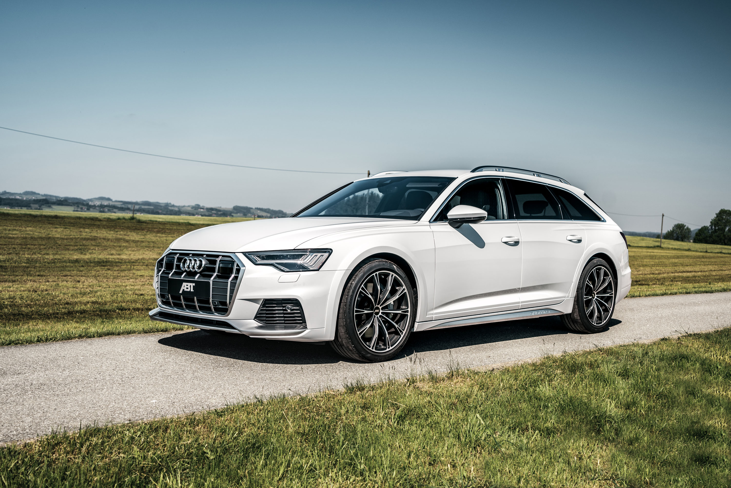 ABT Audi A6 Allroad photo #1