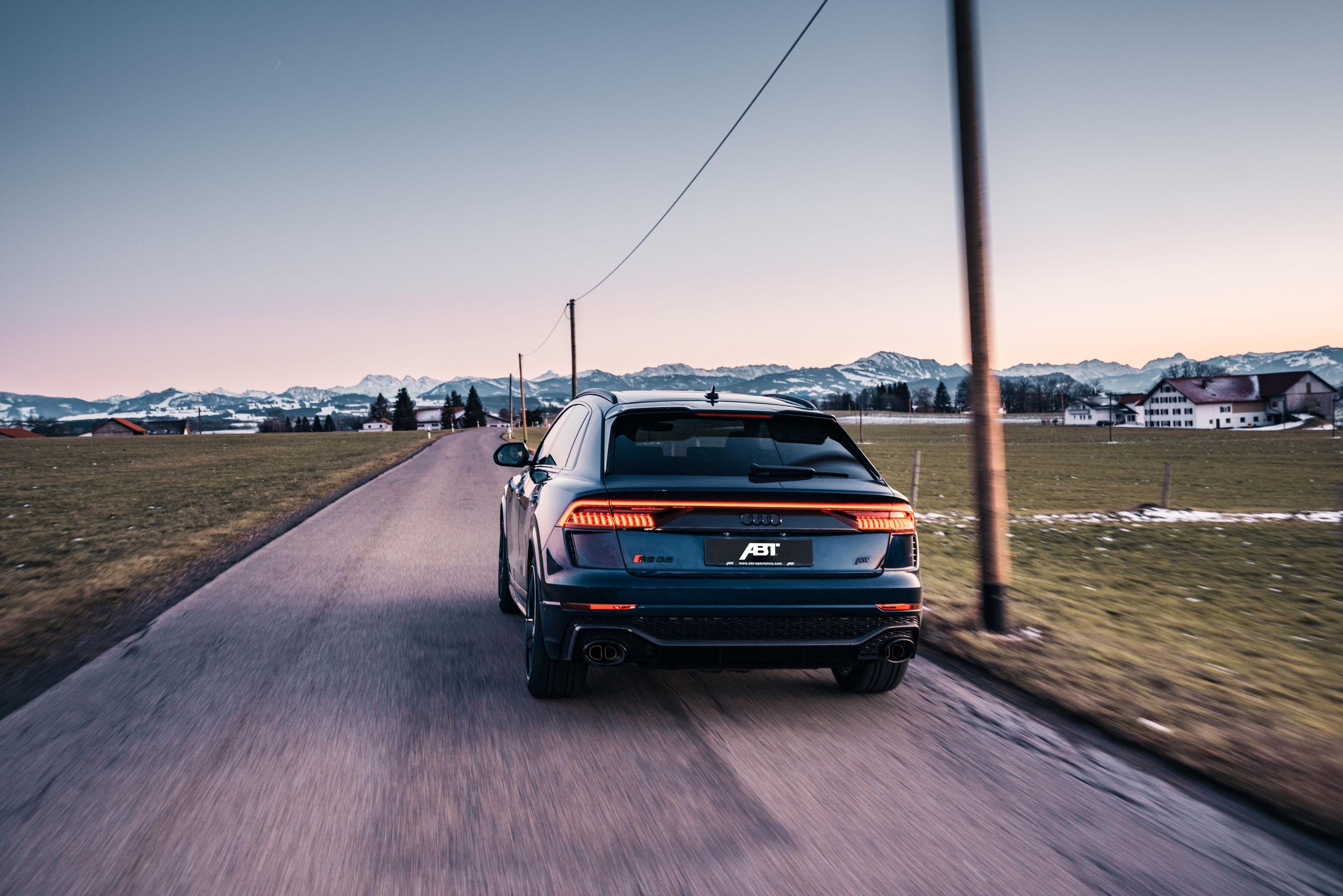 ABT Audi RS Q8 photo #9