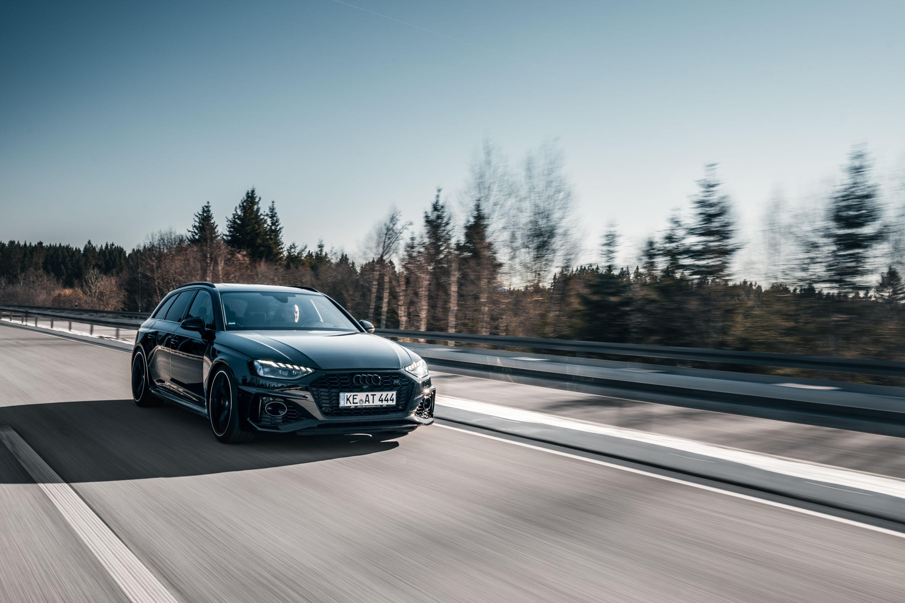 ABT Audi RS4 photo #2