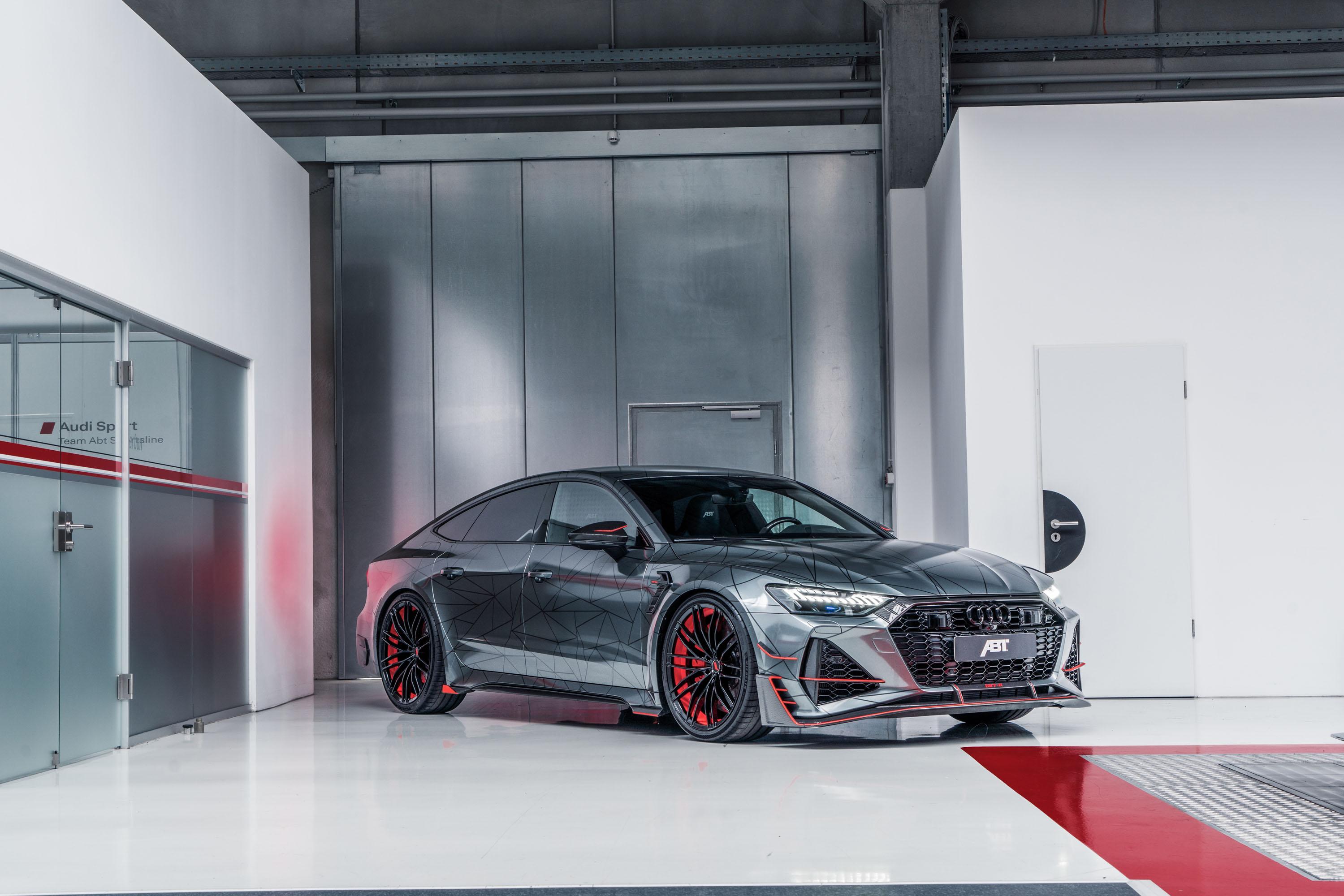 ABT Audi RS7-R photo #1