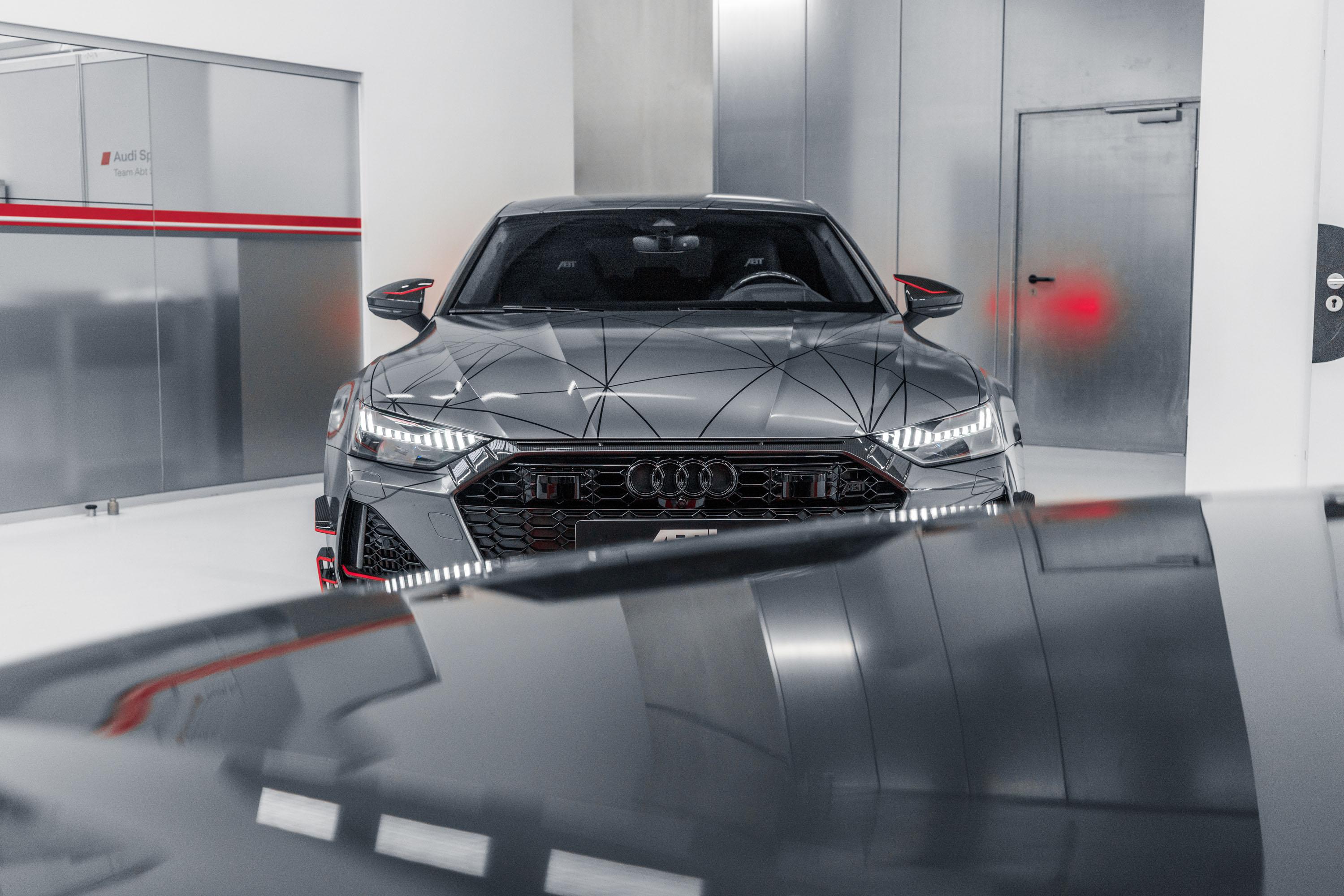 ABT Audi RS7-R photo #3
