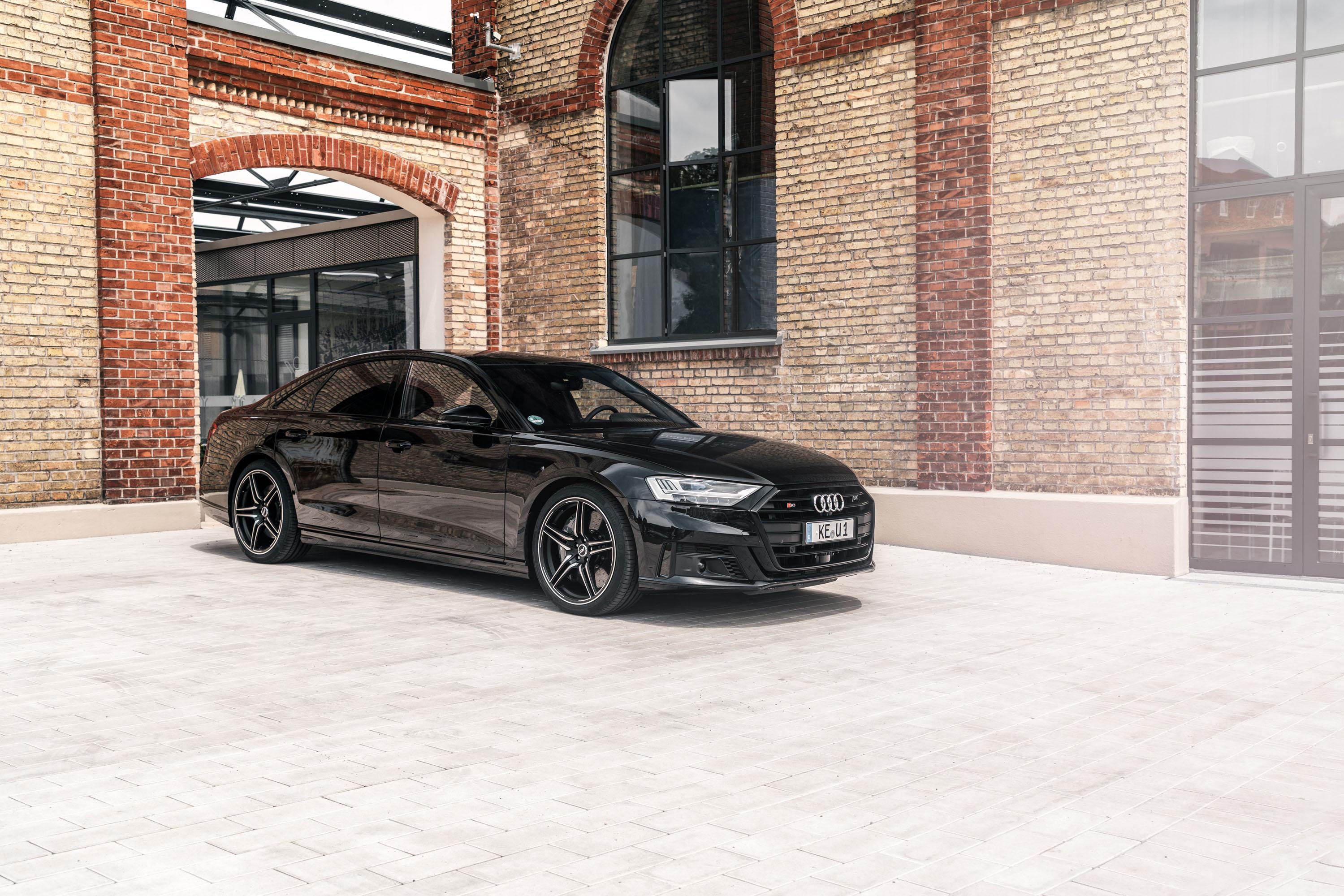ABT Audi S8 photo #1