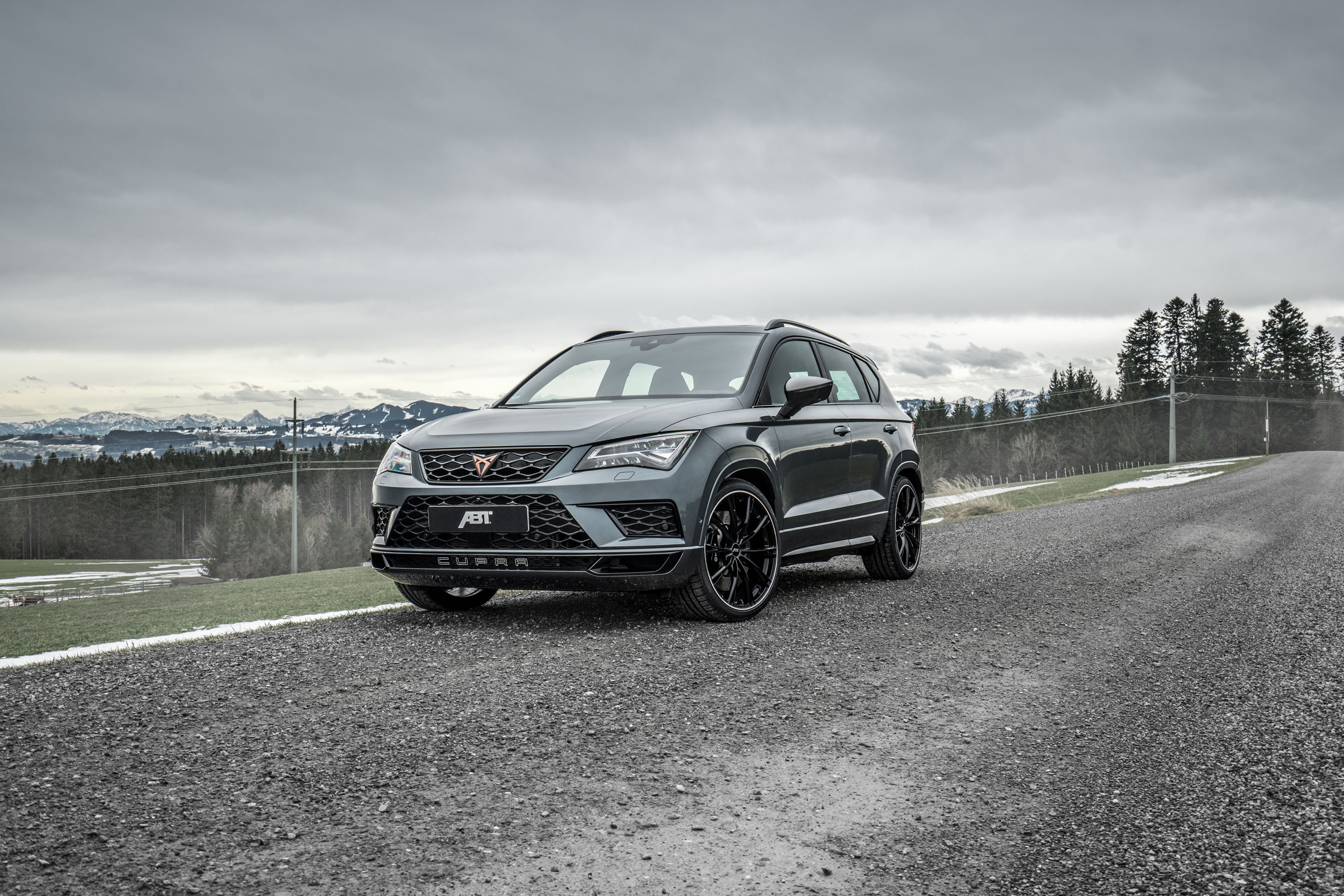 ABT Cupra Ateca Limited Edition photo #1