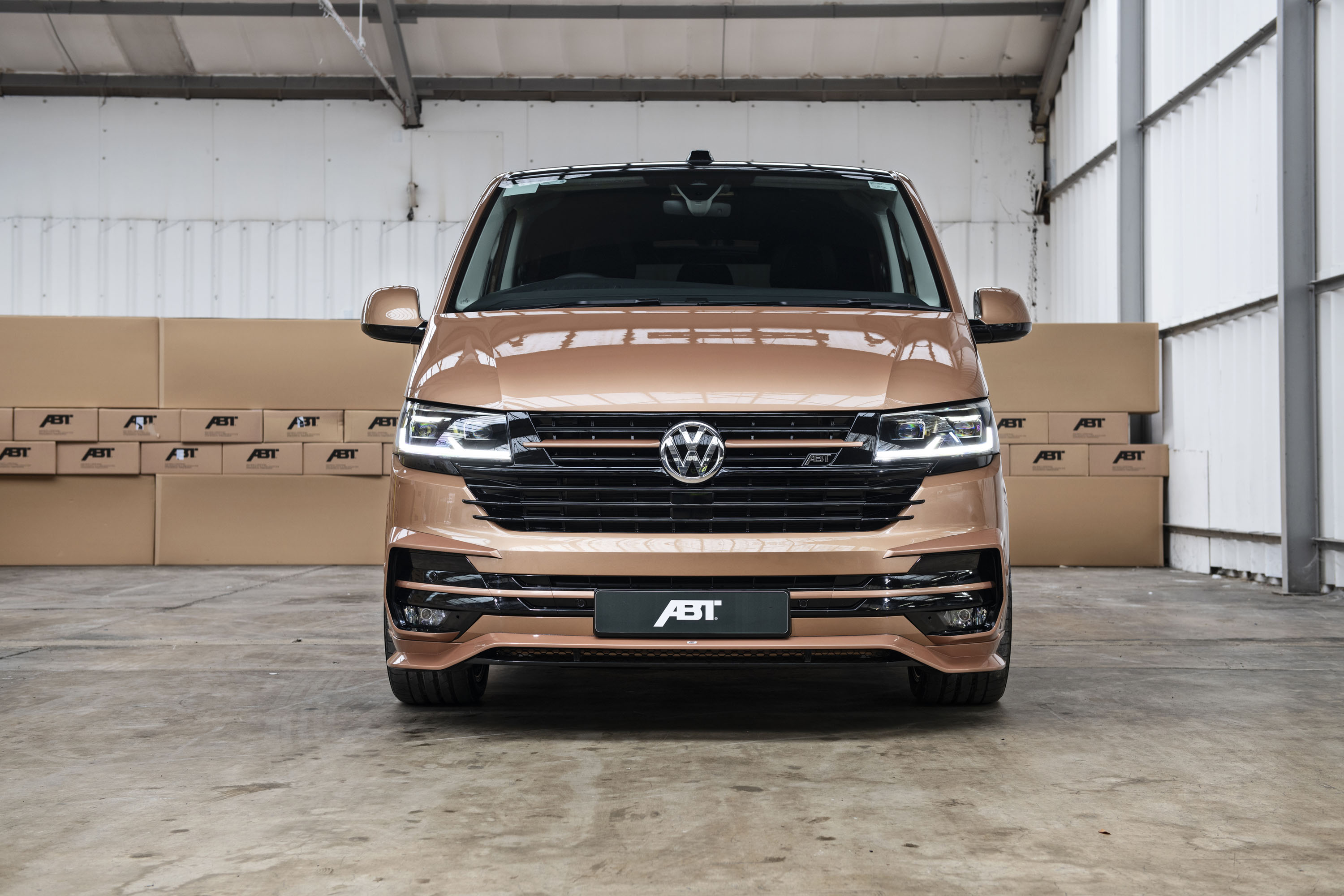ABT VW T6.1 Aero Package photo #1
