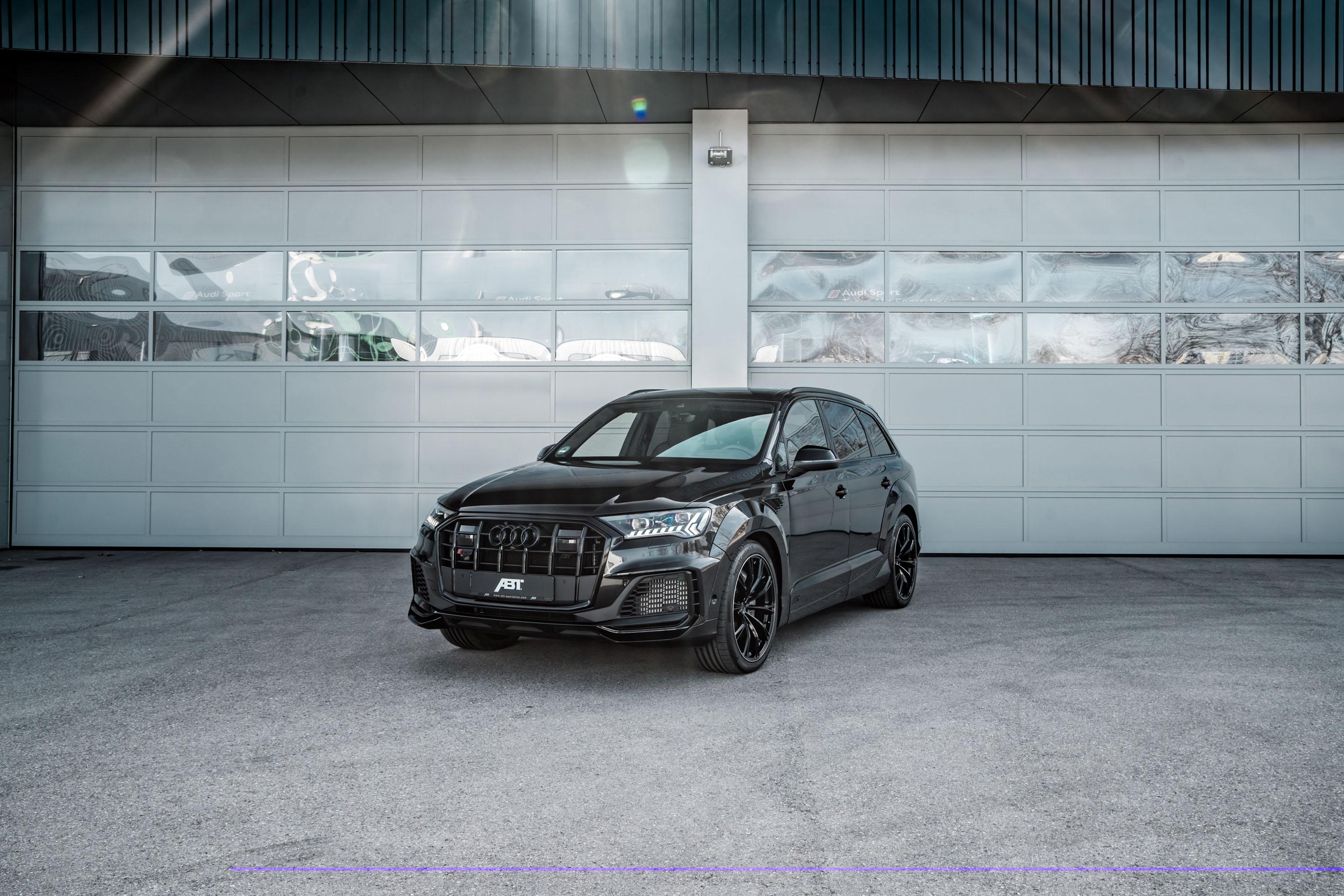 Audi SQ7 Wide Body photo #1