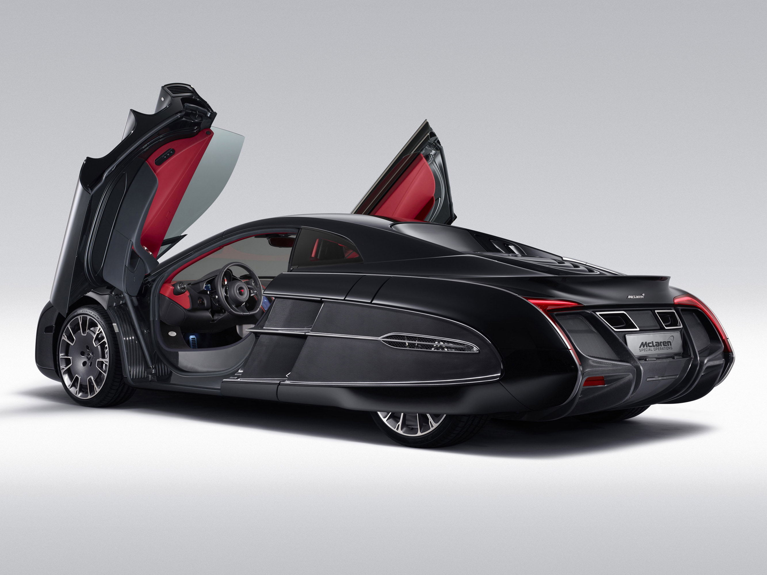 McLaren X-1 Concept photo #22