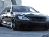 Prior Design Mercedes-Benz S-Class Black Edition V2, 2014, 01