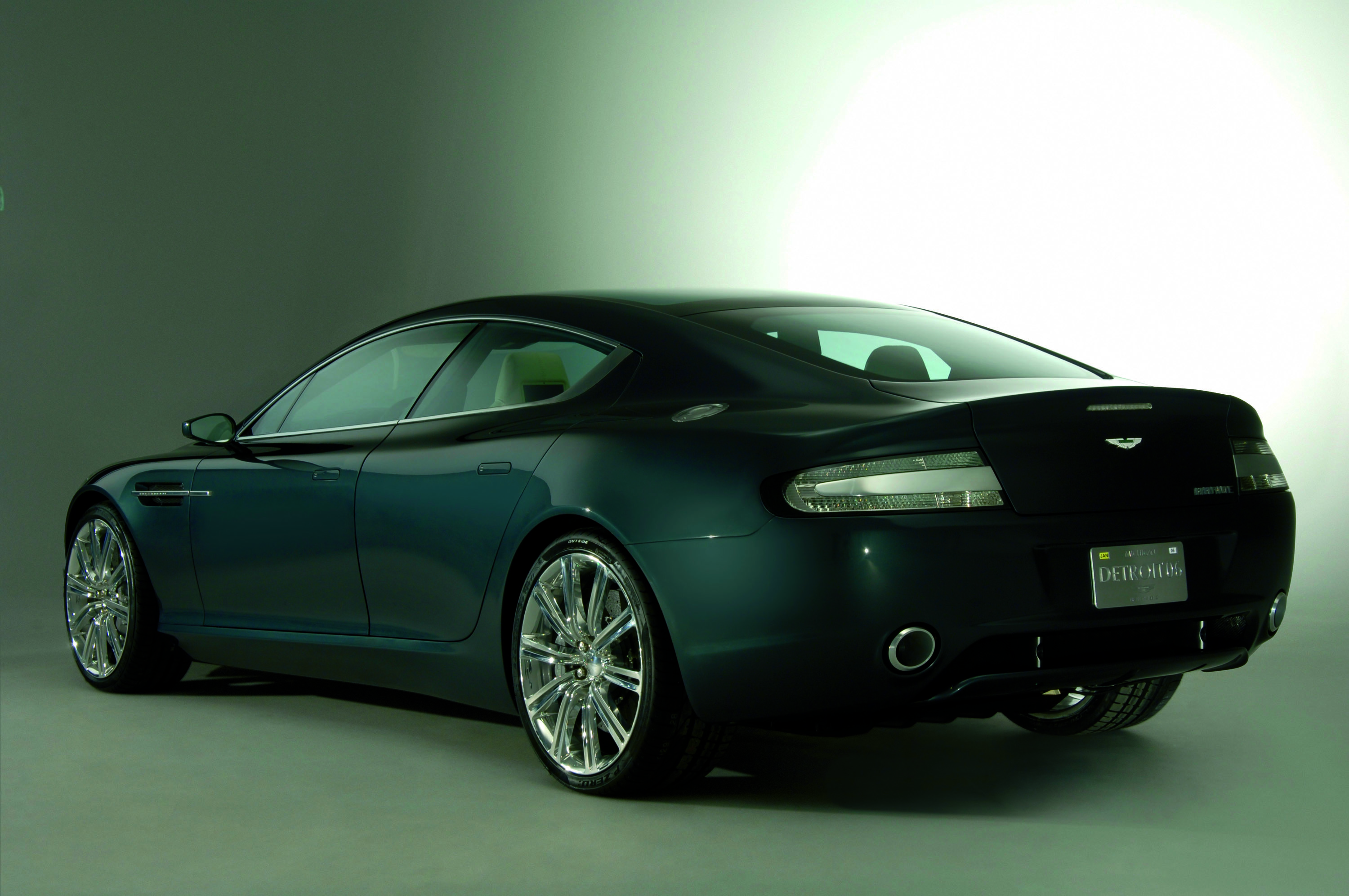 Aston martin rapide photo gallery Cached