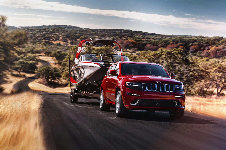 Jeep Grand Cherokee закат дорога бесплатно