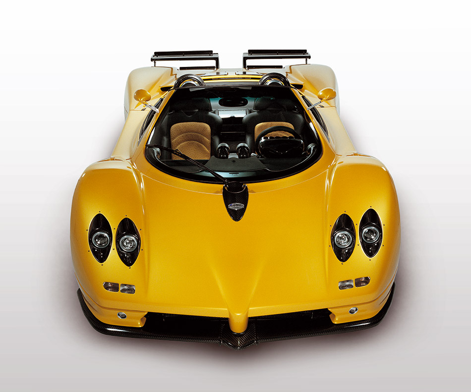 2003 Pagani Zonda C12-S Roadster Front