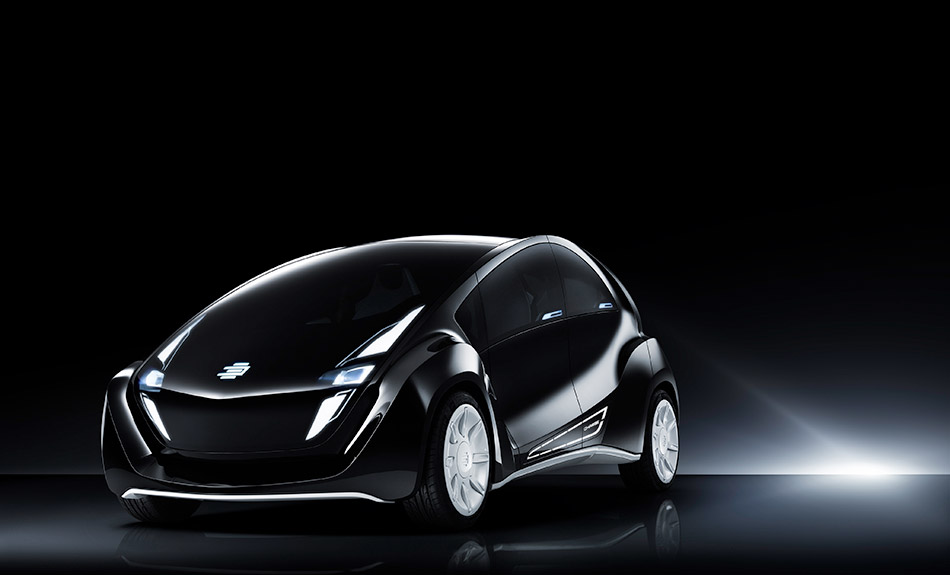2009 EDAG Light Car concept Front Angle