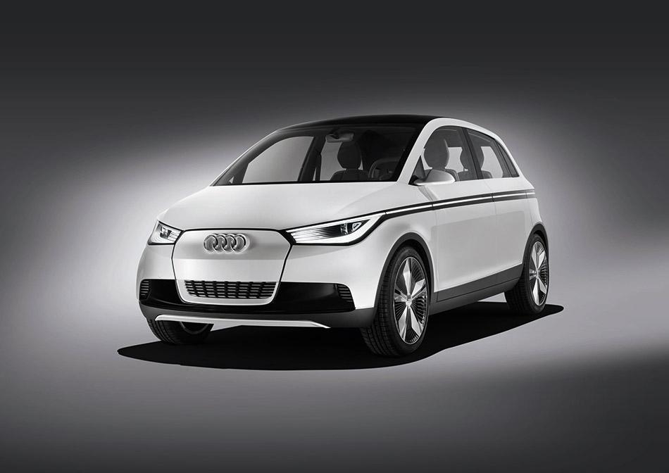 2011 Audi A2 Concept Hd Pictures Carsinvasion