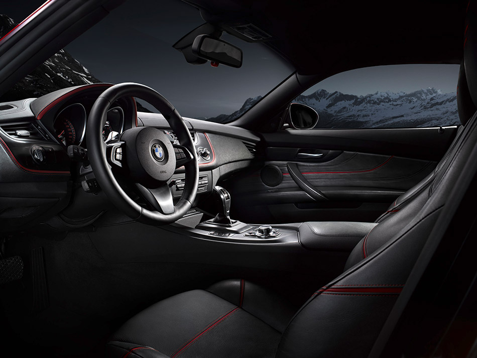 2012 BMW Zagato Coupe Interior