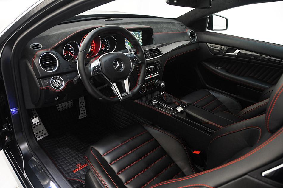 2012 Brabus Bullit Coupe 800 Interior