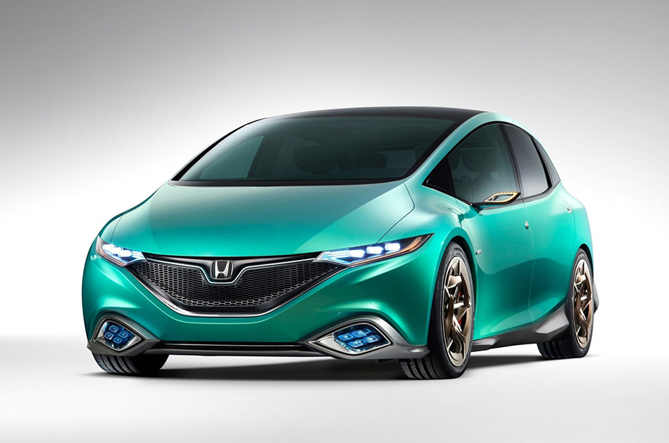 2012 Honda S Concept Hd Pictures Carsinvasion