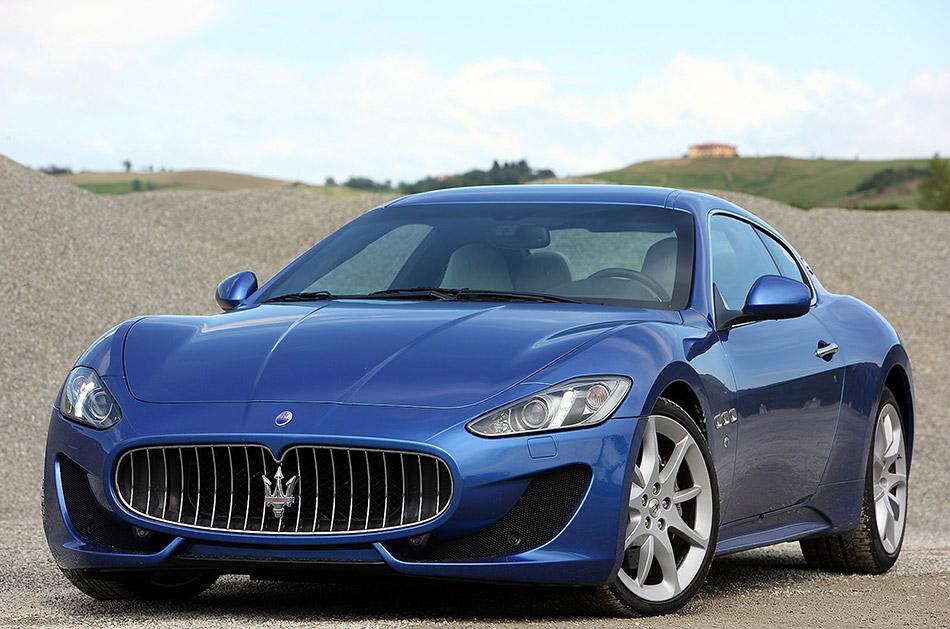 2012 Maserati GranTurismo Sport - HD Pictures ...