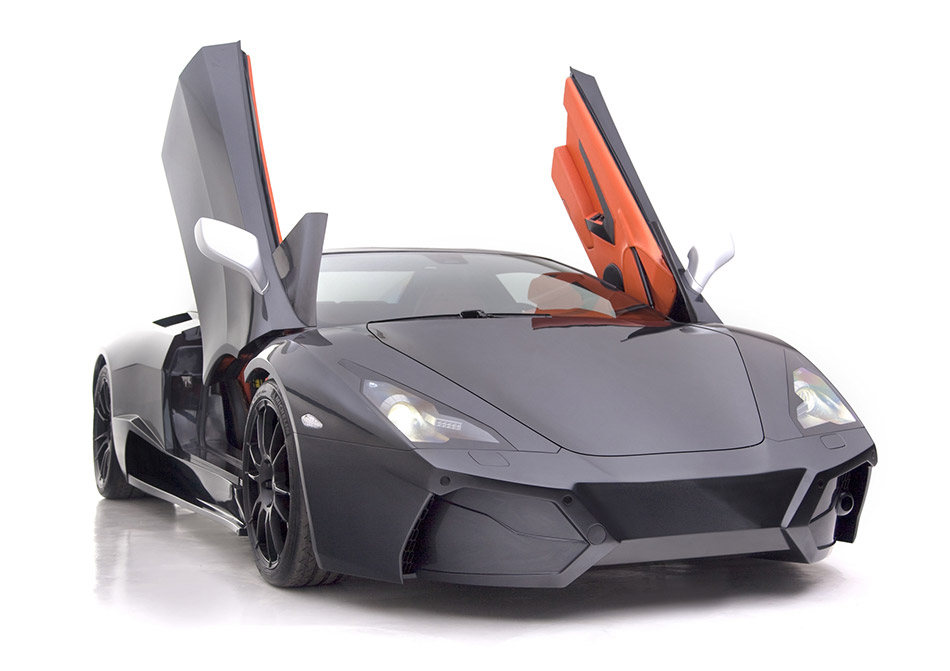 2013 Arrinera Supercar Front Angle