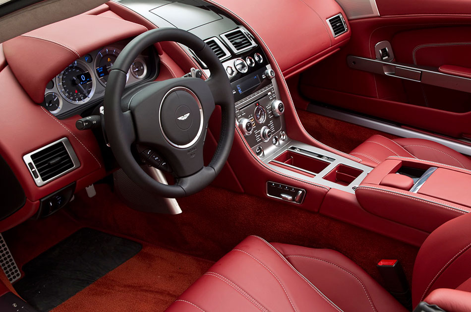 2013 aston martin db9 hd pictures for Aston martin db9 interior
