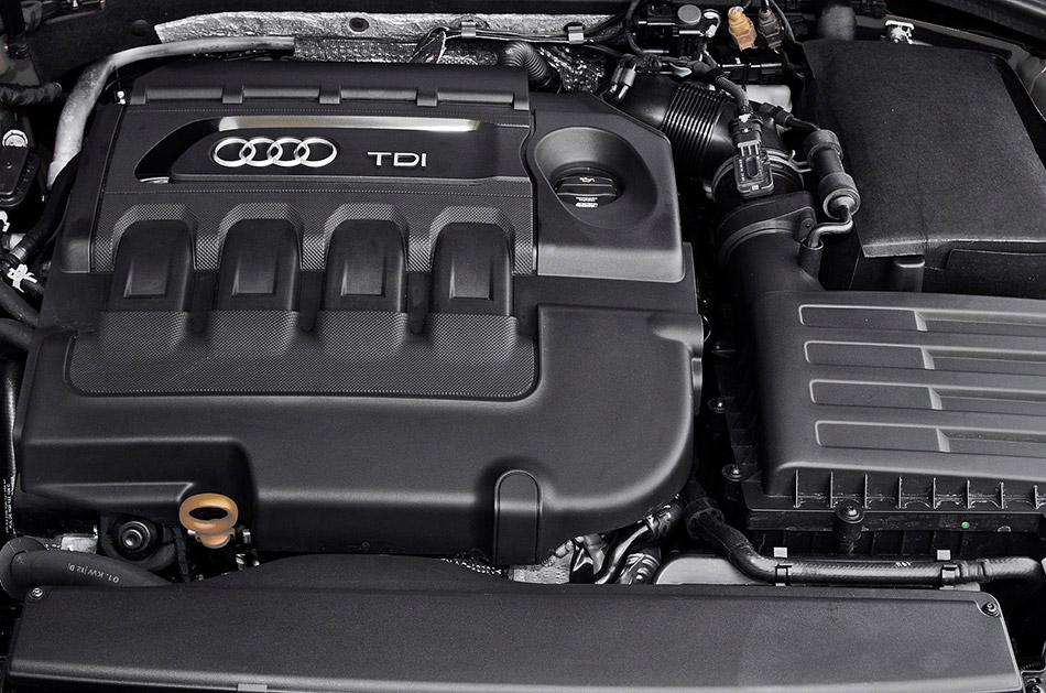 2013 Audi A3 Engine