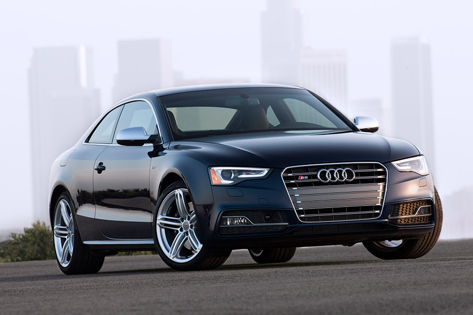 2013 Audi A5-S5 Front Angle