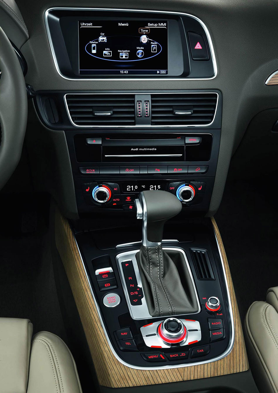 2013 Audi Q5 Navi