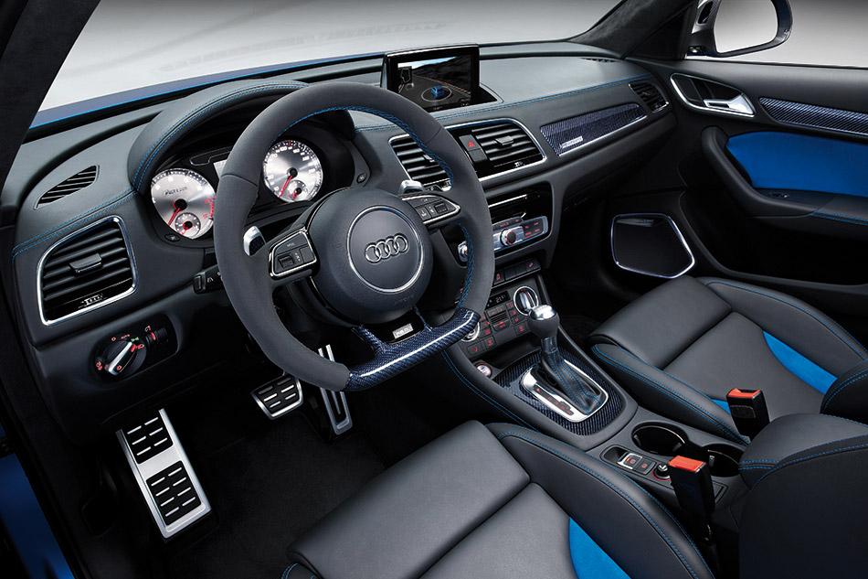 2013 Audi RS Q3 Concept Interior