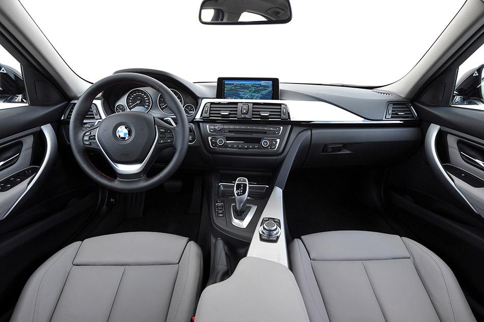 2013 BMW ActiveHybrid 3 Interior