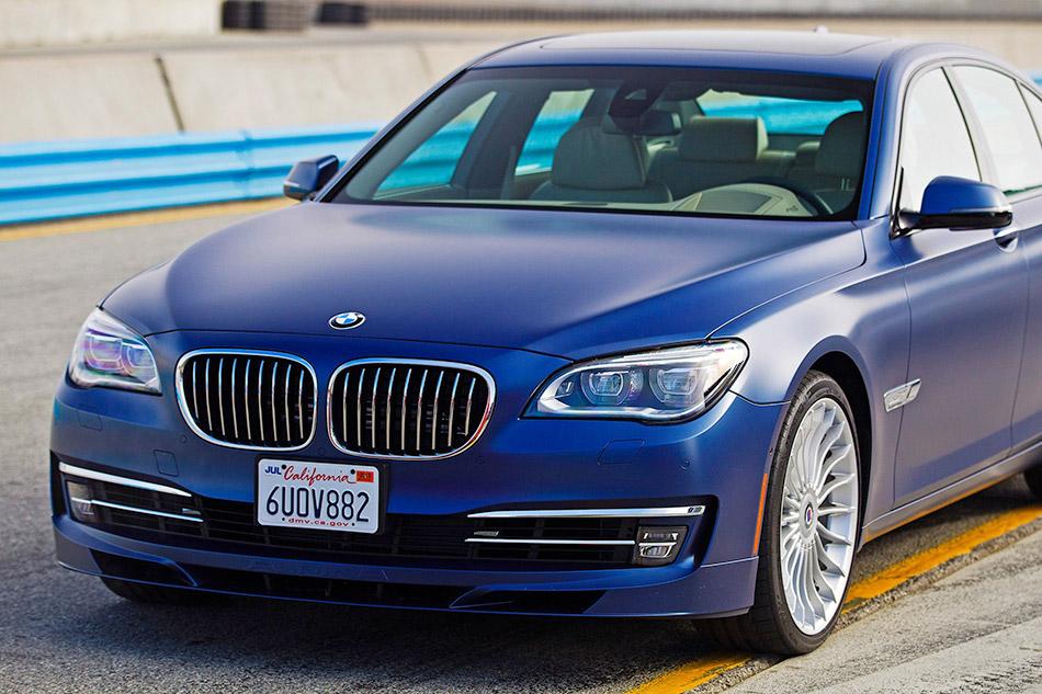 2013 BMW Alpina B7 Front Angle