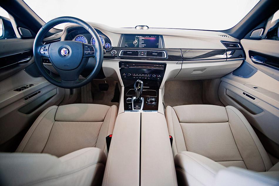 2013 BMW Alpina B7 Interior