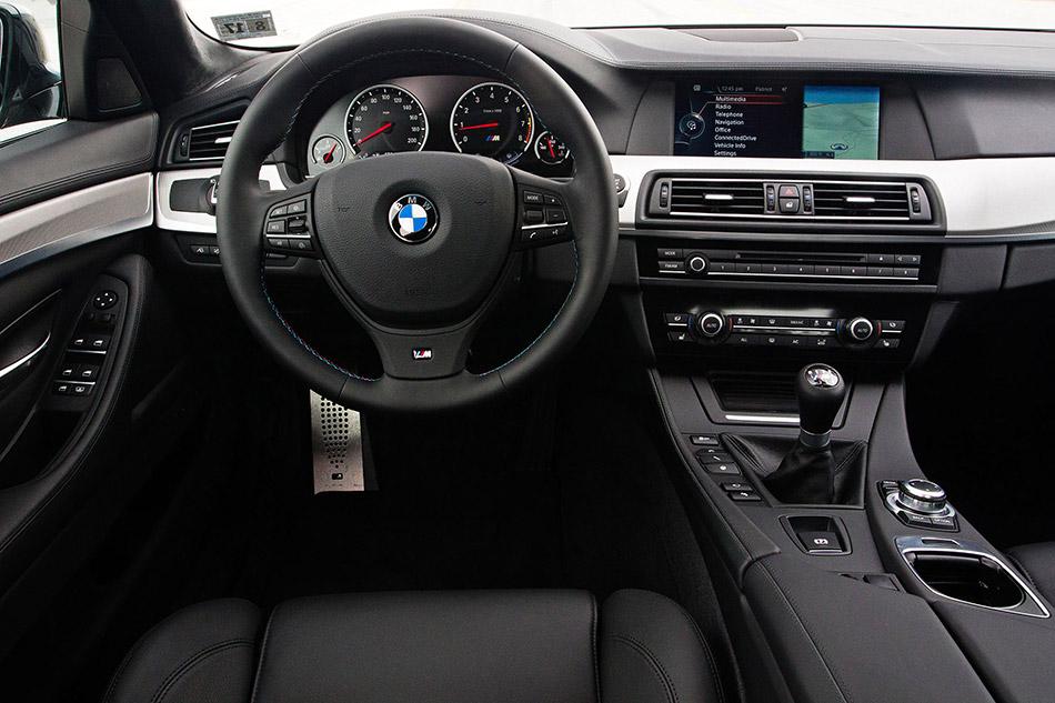 2013 BMW M5 Interior